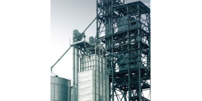 Model DSP series - Grain Dryers