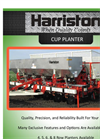 Harriston - Cup Planters - Brochure