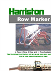 Row Marker Brochure