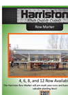 Harriston - Row Marker - Brochure