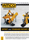 Model AD - Vertical & Offset Rotary Ditchers Brochure