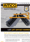 Model LOF - Lift Offset Harrows Brochure