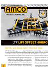 Model LTF - Lift Double Offset Harrows Brochure