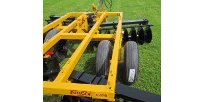 Model F17  - Standard Non-Folding Disc Harrow