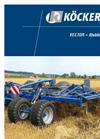 Stubble Cultivator-VECTOR 460 & 620 Brochure