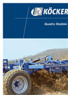 Quadro - Four Bar Cultivator Brochure