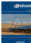 Allrounder - Model classic 600 and 750 - Tillage Harrow Brochure