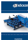 ULTIMA - Model CS Series - Universal Seed Drill Brochure
