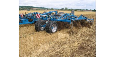 VECTOR  - Model 460 & 620 - Stubble Cultivator
