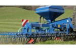 GRASMASTER - Model 300 and 600 - Universal Harrow