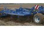 QUADRO  - Model 300 - Four Bar Stubble Cultivator