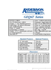 Gooseneck Trailer - GEQ7166T Brochure