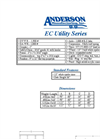 Utility Trailers - EC48LS Brochure