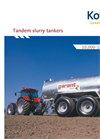 GARANT - Model PT 18.500 Poly - Two-axle Slurry Tankers Brochure