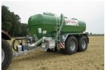 GARANT - Model PT 18.500 Poly - Two-axle Slurry Tankers