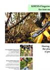 Fingerweeder and Tree Nursery Brochure