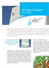 iSii Aqua Compact Brochure