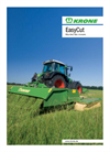 EasyCut - Model 32 CV Float - Front-Mounted Disc Mowers Brochure