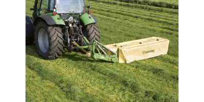 Krone - Model AM-S / AM-CV - Rear-Mounted Disc Mowers