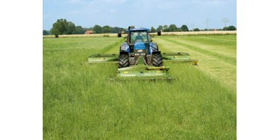 Krone EasyCut - Model 32 CV float - Front-Mounted Disc Mowers
