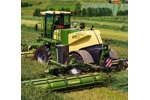 Krone - Model BiG M 500 - High Performance Mower Conditioner