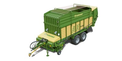 Krone - Model AX - Forage and Discharge Wagon
