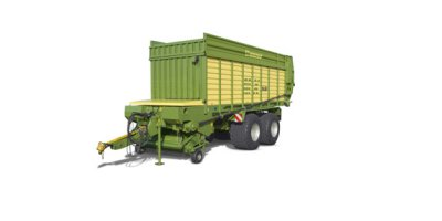 Krone - Model MX - Forage and Discharge Wagon