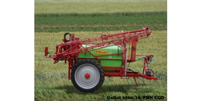 Goliat  - Model 2500/18/PHN ECO - Trailed Sprayers