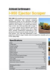 Model 950 XL 2 - Ejector Scraper Brochure