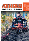 Lift-Type Disc Harrows - BBD5/BBD6 Brochure