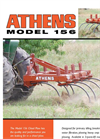Chisel Plows- MODEL 156 Brochure