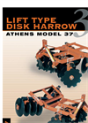 Model 37 - Lift-Type Disc Harrows Brochure