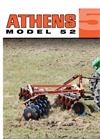 Model 52 - Lift-Type Disc Harrows Brochure