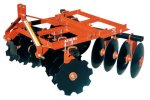 Athens - Model 37  - Lift-Type Disc Harrows