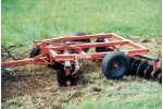 Athens - Model 93  - Rugged Tandem Disk Harrow