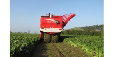 Beet Eater - Model 625 - Sugar Beet Harvester
