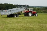 LASCO - Round Bale Collector