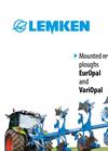 EurOpal - Model 5 - Plough- Brochure