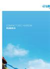 Rubin - Model 9 - Ompact Disc Harrow Brochure