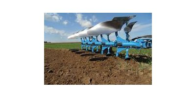 Lemken Juwel - Model 8 - Plough