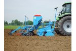 Saphir  - Model 8 - Electric Seed Drill