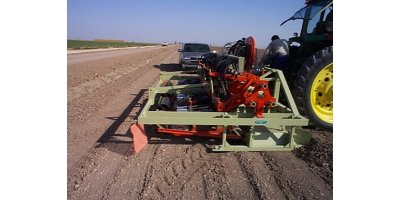 Model SLP4 Series - Planter Sled