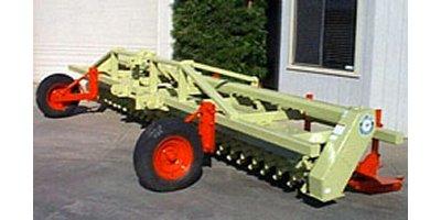 Model T128X - Standard Large Seed Mulchers