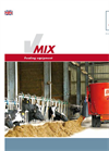 V-MIX Plus - Model 6.5-18 - Single-Auger Mixer Brochure