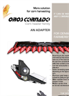 OROS Cornado - Corn Header Adapter - Catalogue
