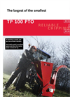 Model TP 100 PTO - Drum Chipper Brochure