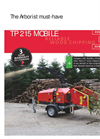 Model TP 215 - Mobile Wood Chipper- Brochure