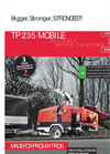 Model TP 235 - Mobile Wood Chipper Brochure