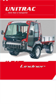 Versatile Complete Self Propelled Equipment-UNITRAC 92