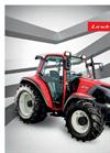 Lintrac - Model 90 - Tractor Brochure